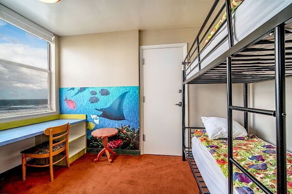 Oceanfront Kids Suite